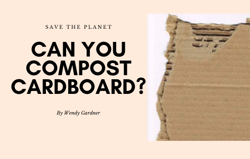 How to use cardboard in your compost