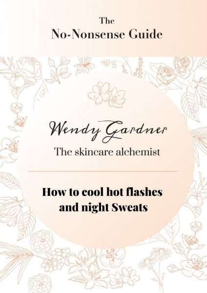 how to cool hot flashes night sweats