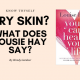 article dry skin louise hay