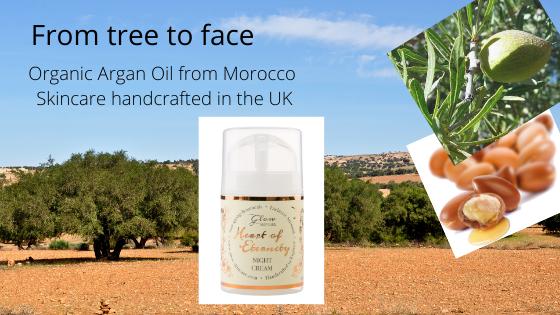 argan oil in uk
