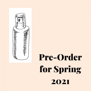 pre- order product