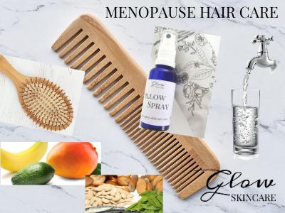 natural hair care menopause