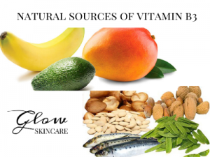 nafood sources Vitamin B3