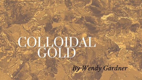 colloidal gold skincare