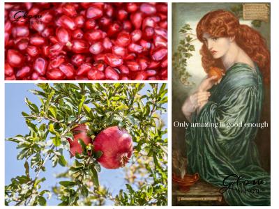 pomegranate oil benefits